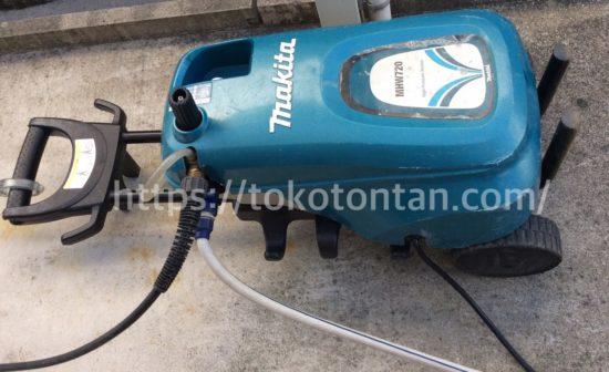 イエコマ 評判   排水管クリーニング 高圧洗浄の機械