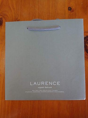ベリービー 無料サンプル請求スタンダートカラーペーパーバッグでデザインされた紙袋