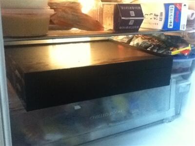 匠本舗おせち 口コミ 宝船を冷蔵庫に入れたときの大きさ